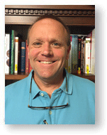 photo of Brad McDaniels, EDSRC doctoral student