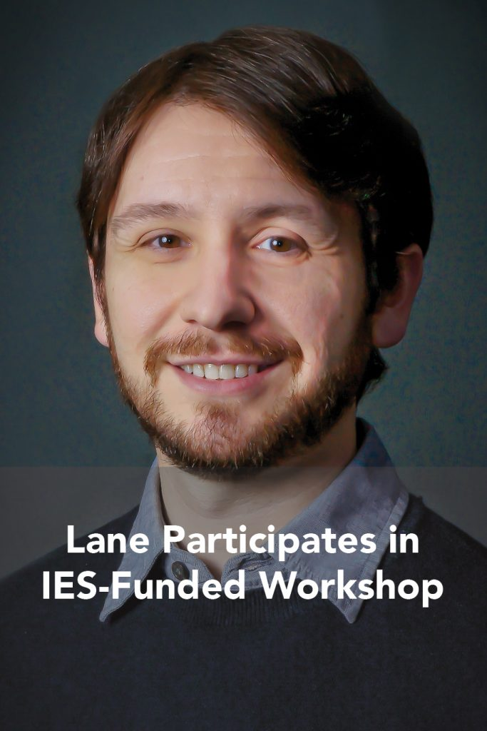 IES-Funded Workshop