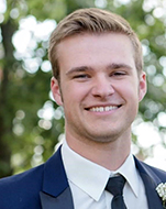 photograph of sport psychology student, Jared Hrabcak