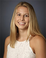 photograph of affiliated sport psychology member, Olivia Huffman