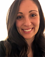 photograph of affiliated sport psychology member, Rena Curvey (formerly Goodwin)