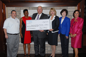 photo of Columbia Gas Check Presentation
