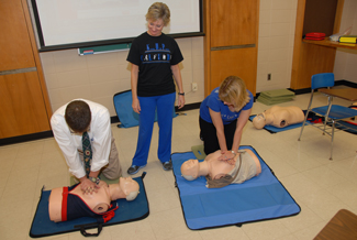 photo of CPR AED