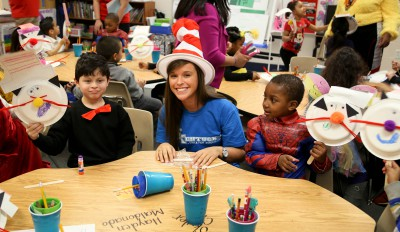 Read Across America at Booker T. Washington