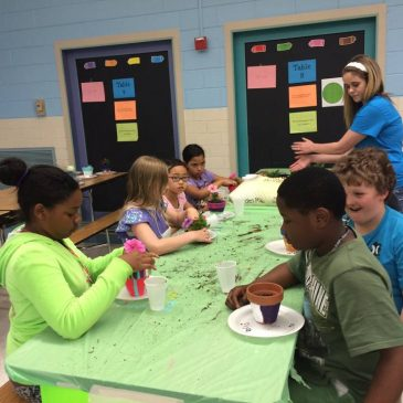 photo of UK students at Southern Elementary