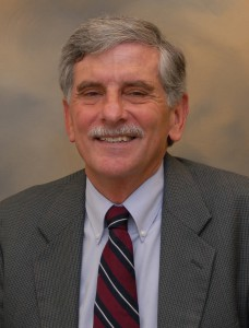 photo of professor Thelin