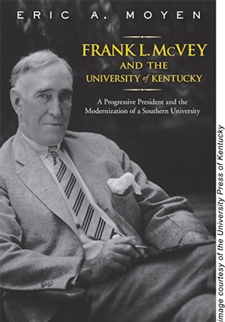 photo of Frank L McVey Book Cover