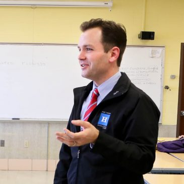 UK relationships key in graduate's educational, professional endeavors