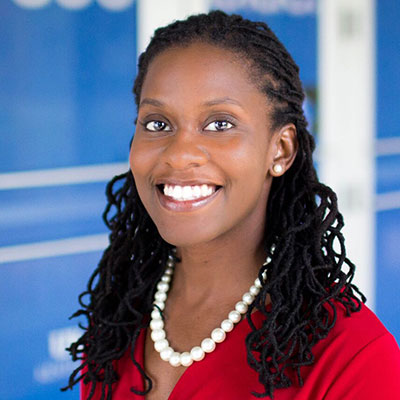 photo of Dr. Candice Hargons