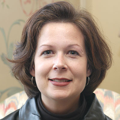 photo of Dr. Susan Cantrell