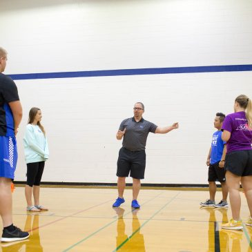Physical Education Teachers and Students Invited to Institute
