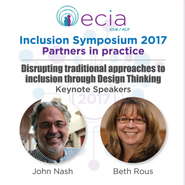 Nash and Rous Lead International Conversation on Innovative, Human-Centered Approaches for Services for Children with Disabilities