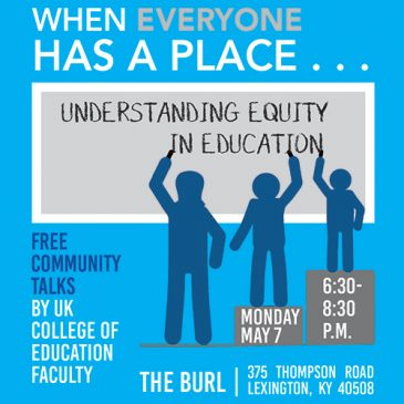 Faculty Perform EdTalks at the Burl