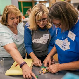Middle and High School Teachers Attend STEMCats Workshop