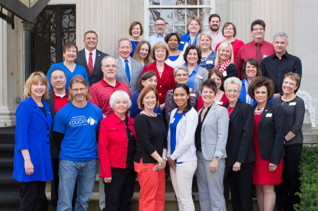photo of College of Education partners