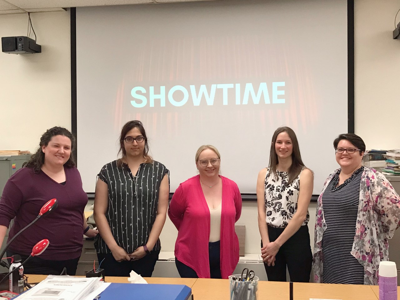 Instructional Design Students Apply Coursework To Meet Campus Need Uk College Of Education