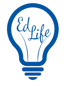edlife lightbulb graphic