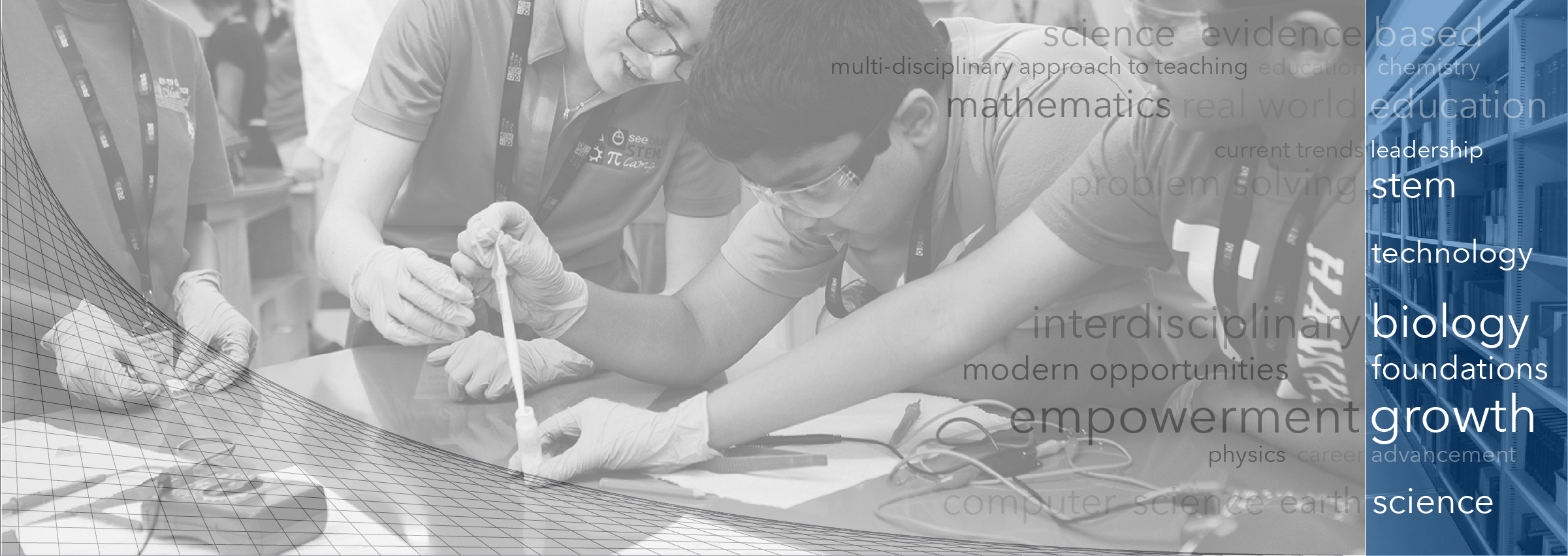 Stem Plus Undergraduate Program Header Photo