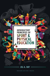 cover of sport and physical education intro textbook