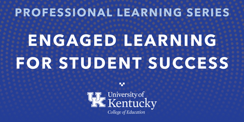 decorative image that says Engaged Learning for Student Success