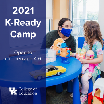 Decorative image for K-Ready Camp
